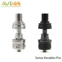 Cheap Original Sense Herakles Pro Sub Ohm Tank 4.5ml Herakles Pro Coil 1.8 ohm Top Fill Capability