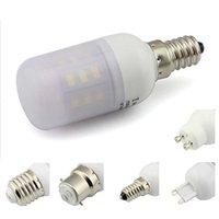 ac dc covers - Safety Reliable Led Corn Lamp E14 E27 Milky Cover SMD Leds E12 E26 G9 GU10 V V Energy Saving V DC AC
