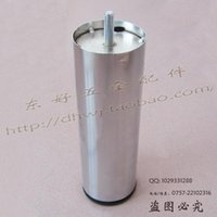 bar table legs - Sofa leg foot of the bed increased stainless steel cabinet foot table legs bar foot shoe foot aluminum TV cabinet
