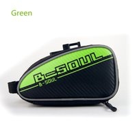 Wholesale New Outdoor Cycling Mountain Bike Bags Bicycle Saddle Bag Back Seat Tail Pouch Saddle Bag