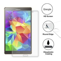 Wholesale Qiaogle Anti explosion Tempered Glass Screen Protector Ultra Hard For Samsung Galaxy Tab Pro quot T320 T321 Premium Screen Protector