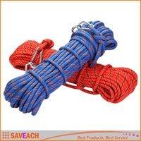Wholesale Polyester Rope Twisted Braided mm Diameter Rope For Camping Sports And Outdoors Moving Furniture Towing Fishing Safety Rope