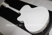 Wholesale Newest hollow body Falcon White Jazz Guitar with bigbys jazz hollow body guitars