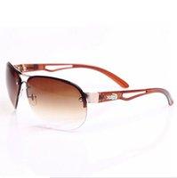 al por mayor gafas de sol convencionales-Nuevas gafas de sol retras frescas con estilo del Wayfarer retro no-mainstream unisex de la manera de Wayfarer de la vendimia Gafas de sol de moda retras Precio barato