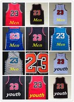 beige colors - 13 colors Cheap Men Retro basketball Jerseys Super quality Embroidery All Tags Youth Kids Shirts cheap school Basketball Jerseys