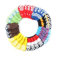 best apparels - Best Price Sales Small Pet Dog Doggy Shoes Lovely Soft Warm Knitted Socks Clothes Apparels