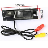 astra reverse camera - HD CCD Car Reverse Camera for Opel Astra J Vectra Antara Corsa Zafira Backup Rear View Parking Kit Night Vision