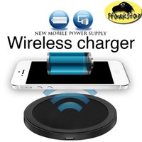 apple ihpone - ihpone s plus apple charger Wireless Qi Standard Q5 S6 universal charging pad For iPhone6 GalaxyS7 LG g4 with retail package box