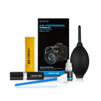 Wholesale Camera Photo Camera Cleaning in Camera Cleaning Kit Clean for Digital DSLR Lens Sensor CCD CMOS Filter
