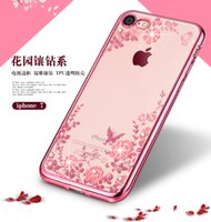 Cheap For Apple iPhone Clear case for iPhone 7 plus Best TPU ***We accept mixed-color order. Soft Case for iPhone 6s plus