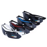 Wholesale UV400 UV protection anti glareTR90 sport goggles for cycling driving fishing hiking skiing outdoor sunglasses Unisex