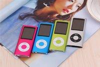 Wholesale mini portable classical inch HD color Screen MP4 player MP3 Music support TF card FM e book