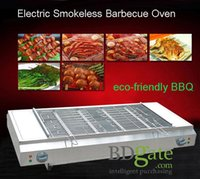 bbq grill shop - Home Party Cafe Tea Shop Commercial use V v Electric smokeless barbecue stove eco friendly BBQ healthy convenience device