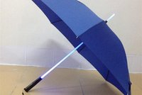 automatic pencil lead - Acrylic Rods Safety LED Luminous Personality Umbrella Creative Night Light Color Options