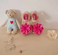 angels sandal - Baby Sandals Kids Toddler Shoes Sandals Flower Lace Girl Leather Shoes Girls Sandals Angel Toddler Shoes Fashion Kids Princess Shoes
