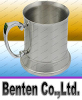 other beer mirrors - ounce Double Wall Stainless Steel Tankard beer mug high quality Mirror finish LLFA