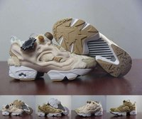 bait pump - Womens Pump Fury OG Inflatable Deflated Boots Shoes BAIT TED Instapump Fury Nasty Ted Sneaker Shoes Size