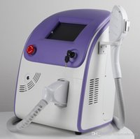 Wholesale NEWEST IPL machine for hair removal skin rejuvenation face lifting DHL