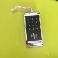 Wholesale digital khz RFID lock Electronic locker keypad cabinet lock Touch keycard locker lock sauna lock