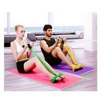 ab weight training - Sit ups exerciser quipment home fitness exercise weight loss equipment abdominal muscle training device