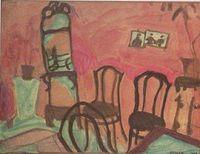 НЕМНОГО КРАСОТЫ, 1908 Шагала, верхнее качество Подлинная расписанную Портрет Искусство Картина маслом на холсте подгонять размер