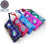 bags promotional offers - Coffee bag promotional embroidered bag special offer crazy promotions selling high price Embroidered Purse Zhenguan rhyme