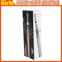 free product samples - SM720 Smiss new product stylish pocket lady e cig rechargeable mini Bond Plus Vaporiser electronic cigarette free sample