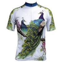 bicycle print shirt - New Cycling Printing Tops Bicycle Equipped With Sportswear Perspiration Breathable Male Cycling Shirts Short Sleeved Cycling Jerseys