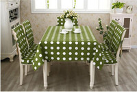 Wholesale High Quality Printing Tablecloth Square Rectangular Crochet Dinner Table Cover Blue Leaf Table Cloth Home Textile Tovaglia