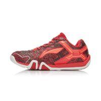 anti slippery floor - Lining Mens Badminton Shoes AYTK079 Professional Athletic Sports Anti Slippery Fly on the Floor Li Ning Shoes High Quality L325