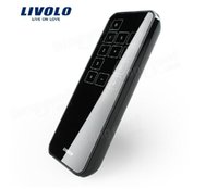 Wholesale VL RMT Livolo New Style KHz GHz Wall Light Touch Switch Current Button AAA Dry Batteries Remote Controller