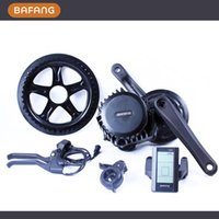 Wholesale Bafang BBS03 BBSHD Lastest model V W Ebike Electric bicycle Motor fun mid drive electric bike conversion kit