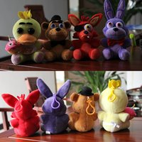 big five animals - Stuffed Soft Dolls Five Nights At Freddy s Plush Toys pendant cm and cm Stuffed Animals toys doll