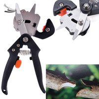 Wholesale New Professional Garden Fruit Tree Pro Pruning Shears Scissor Grafting Cutting Tool With Blades