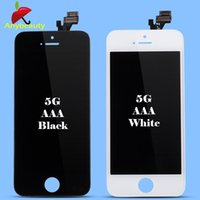 bar products wholesale - new products Replacement Touch Panel LCDs Display Digitizer Assembly For Iphone G S C