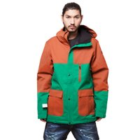 Wholesale NEW ARRIVAL Top Quality Ski Snowboard Jacket Men Waterproof Thermal Winter Snow Coat Male Sport Outdoor Anorak Clothing