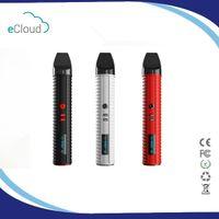 aura colors - New arrival Flowermate AURA vaporizer V10 dry herb vaporizer herbal vaporizer pen mah three colors for choices DHL free