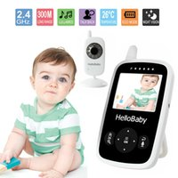baby room temperature monitor - quot LCD Digital Wireless Video eletronica Baby Monitor Security Camera Night Vision Baby Room Temperature Display Music Talk