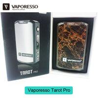 Wholesale Authentic Vaporesso TAROT PRO W TC VW Box Mod