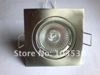 Wholesale DOWN LIGHT FIXED FITTING HOLDER KIT SPOTLIGHT FITTING KIT OUTSIDE DIAMETER MM STAINLESS STEEL COLOUR