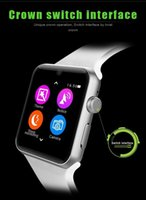 bes support - 2015 New Smart Watch Phone Lemfo LF07 DM09 Smartwatch Mobile Phones Support SIM GSM Bluetooth Wristwatch Sync IOS Android Smartphone bes