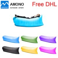 bears furniture - CM Outdoor Inflatable Couch Camping Furniture Sleeping Compression Air Bag Lounger Hangout Nylon Fabric kg Bearing