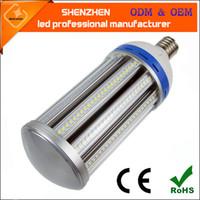 Wholesale 27W W W W W W W corn LED Light Bulb E26 E27 E39 E40 Garden Warehouse parking lighting