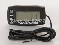 Wholesale Engine Maintenance Alert Resettable Racing Tachometer Digital Timer Motorcycle Pit Bike M11528 bike puncture timer lamp
