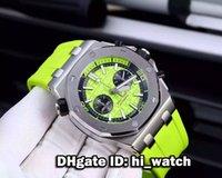 authentic luxury watches - Super Clone Luxury Cheap New OAK ST OO A038CA Authentic Japan Quartz Chronogrpah Movement Orange Dial Mens Watch Rubber AP