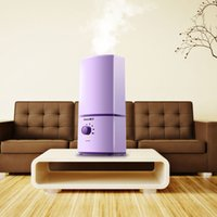 air conditioning capacity - Air humidifier home quiet office desktop air conditioning humidifier high capacity package mail