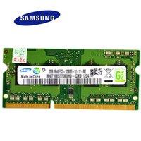 Wholesale SAMSUNG Memory RAM DDR3 DDR3L G G G Laptop DDR Memoria DRAM Stick for Notebook Original