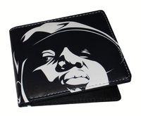 big lots credit - 2016 Fashionable Notorious BIG Biggie Profile Unisex Short Wallet Card Holder Bag Have Stock In UK