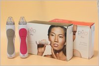 Wholesale 2016 PMD Pro Skin Care Tools Personal Microderm Pro Microdermabrasion Face Device Tools Grey Pink Colors vs facial cleansing brush MQ50