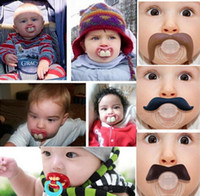 baby pranks - Top Silicone Funny Nipple Dummy Baby Soother Joke Prank Toddler Pacy Orthodontic Nipples Teether Baby Pacifier Care